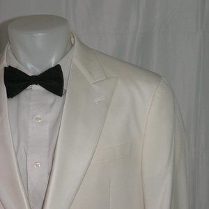 Giorgio ArmanI Black Label Silk Dinner Jacket 48R